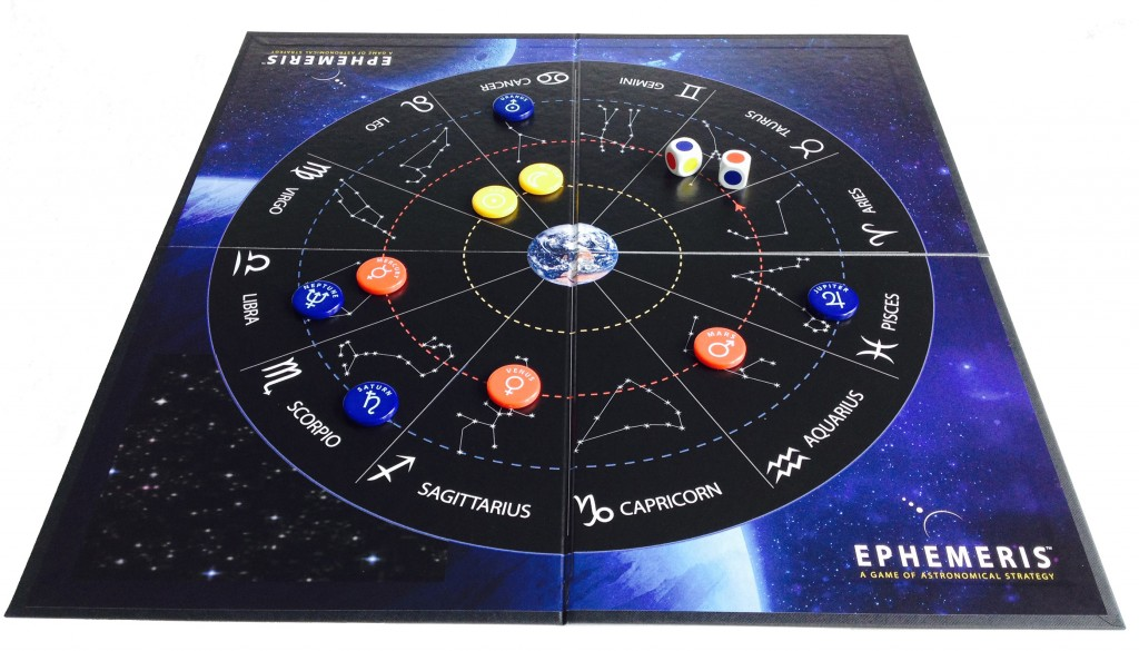 THE EPHEMERIS GAME