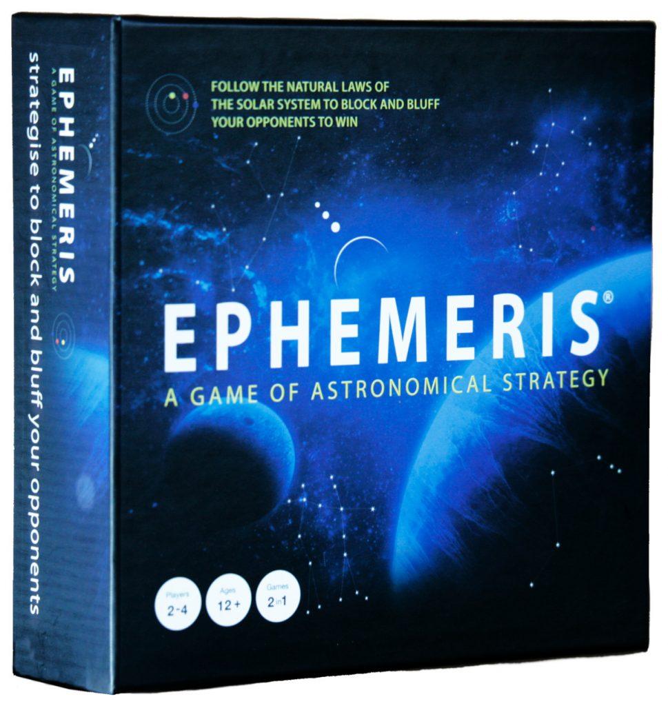 Ephemeris - a game of astronomical strategy!
